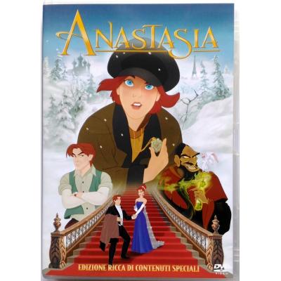 Dvd Anastasia