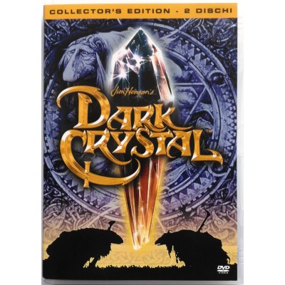 Dvd Dark Crystal - Collector's Edition 2 dischi