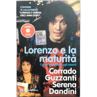 Dvd + Libro Corrado Guzzanti - Lorenzo e la maturità - Come secernere agli esami