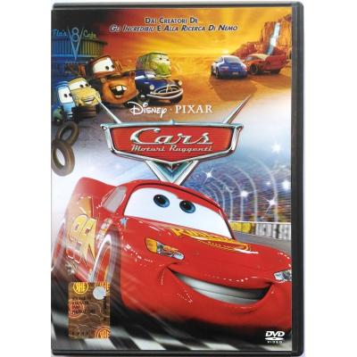 Dvd Cars - Motori ruggenti