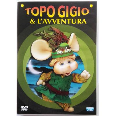 Dvd Topo Gigio & L'Avventura