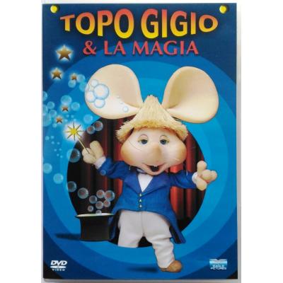 Dvd Topo Gigio & la magia