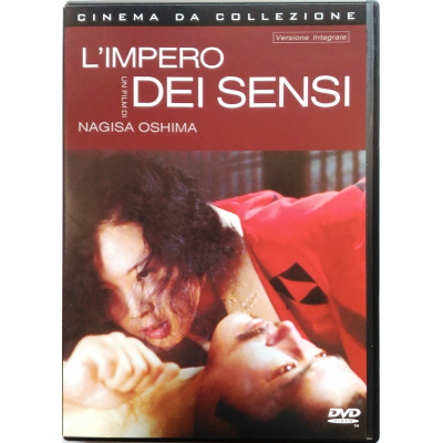 Dvd L'Impero dei sensi