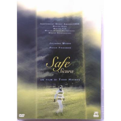 Dvd Safe - Sicura - ed. Dolmen