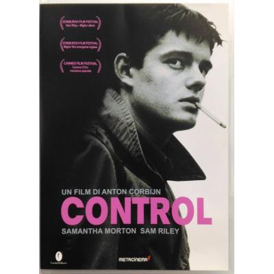 Dvd Control di Anton Corbijn