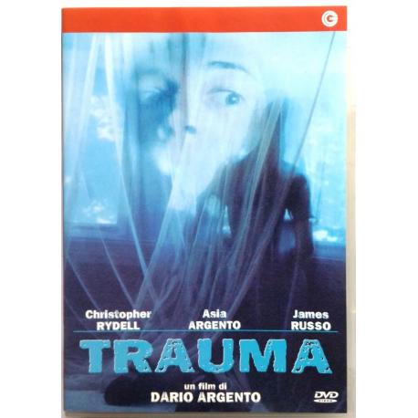 Dvd Trauma di Dario Argento 1993