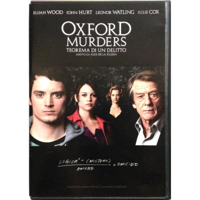 Dvd Oxford murders - Teorema di un delitto