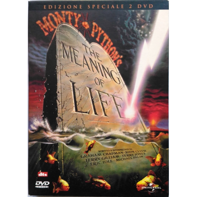 Dvd Monty Python's - The Meaning Of Life - Ed. Speciale 2 dischi