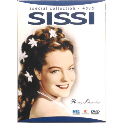 Dvd Sissi Special Collection - Cofanetto