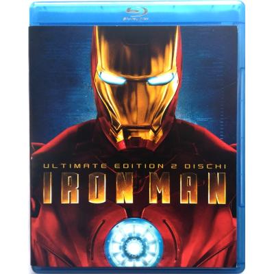 Blu-ray Iron Man - Ultimate Edition 2 dischi