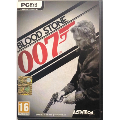 Gioco Pc 007 James Bond Blood Stone