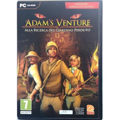 Gioco Pc Adam's Venture - Alla ricerca del giardino perduto