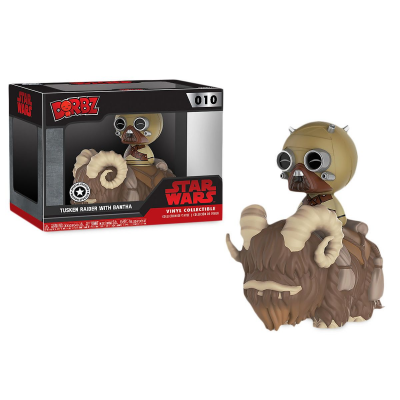 Dorbz Ridez Tusken Raider with Bantha Star Wars
