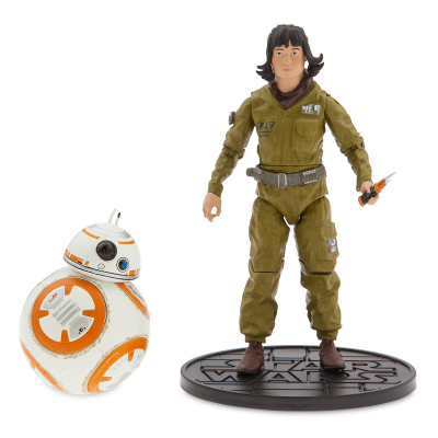 Action Figure Die Cast Rose & BB-8 Star Wars