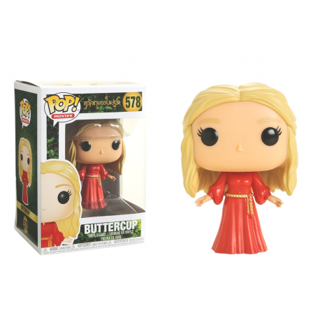 The Princess Bride Buttercup (Bottondoro) Pop! Funko