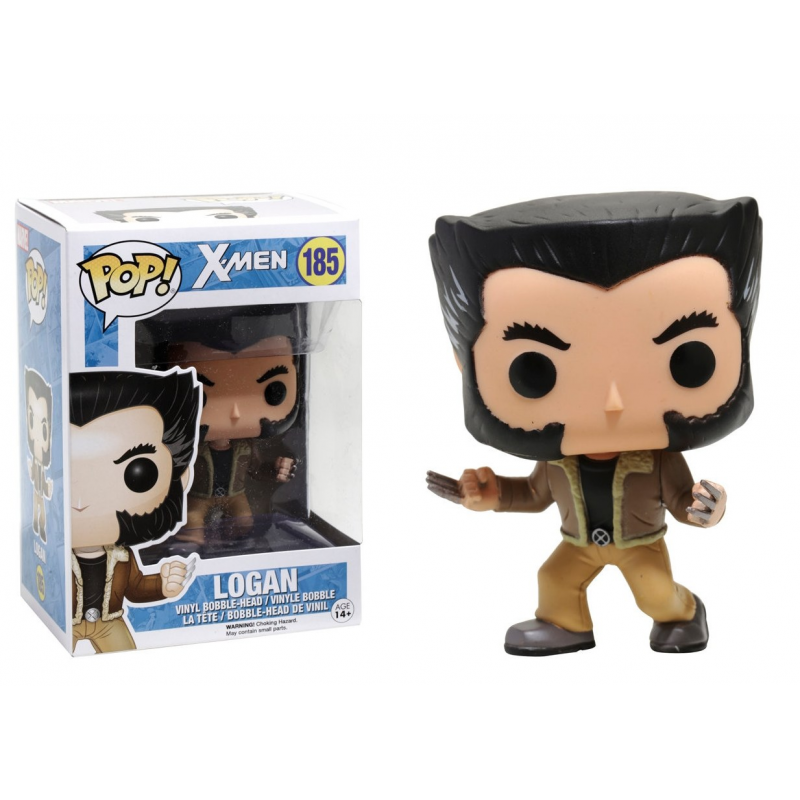X men logan wolverine pop! funk