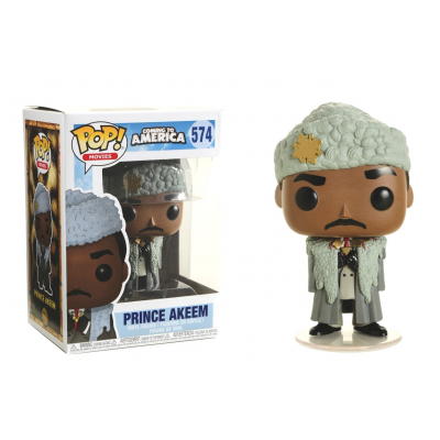 Coming to America Prince Akeem Pop! Funko