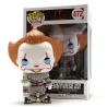 IT Pennywise with boat Pop! Funko movies Vinyl Figure n° 472