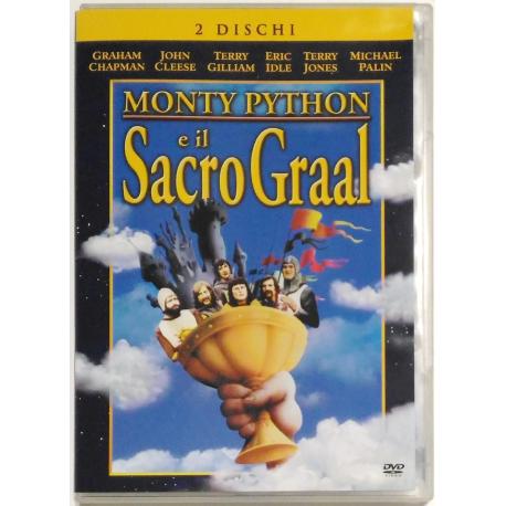 Dvd Monty Python e il Sacro Graal - Edizione 2 dischi
