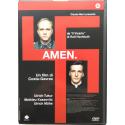 Dvd Amen. con Mathieu Kassovitz 2002 Usato