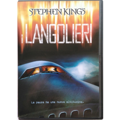 Dvd Stephen King - I Langolieri