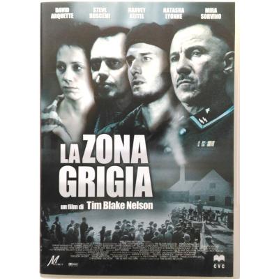 Dvd La Zona Grigia