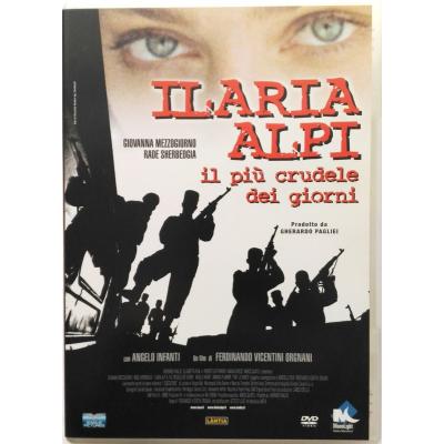 Dvd Ilaria Alpi - Il più crudele dei giorni
