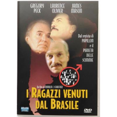 Dvd I Ragazzi venuti dal Brasile