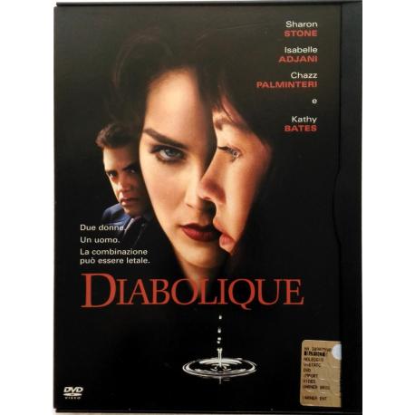 Dvd Diabolique - ed. Snapper