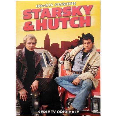 Dvd Starsky & Hutch - Quarta Stagione 4