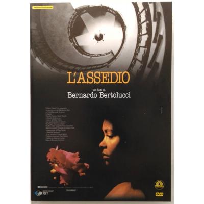 Dvd L'Assedio di Bernardo Bertolucci