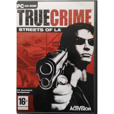 Gioco Pc True Crime - Streets of LA