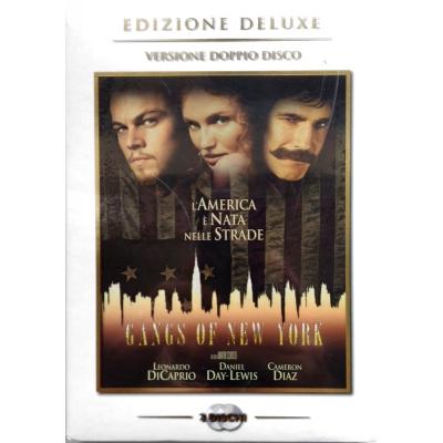 Dvd Gangs of New York - ed. deluxe 2 dischi