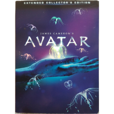 Dvd Avatar - Extended Collector's Edition 3 dischi