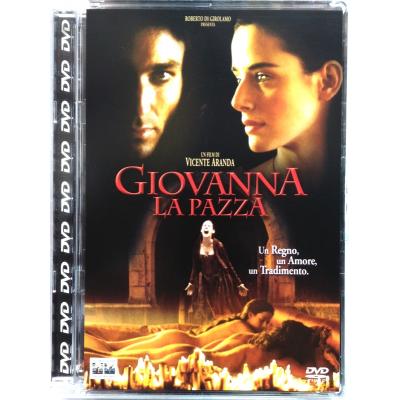 Dvd Giovanna la pazza