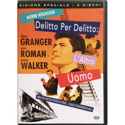 Dvd Delitto per delitto - L'altro uomo - ed. Speciale 2 dischi