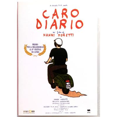 Dvd Caro Diario