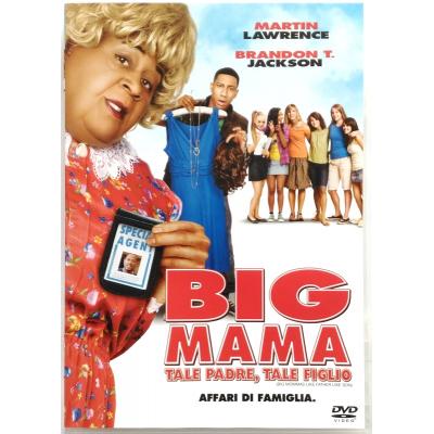 Dvd Big Mama - Tale padre, tale figlio