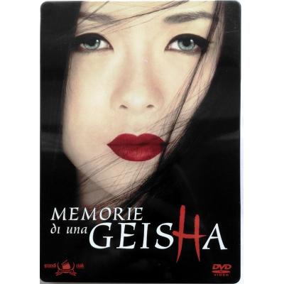 Dvd Memorie di una Geisha - Ed. Steelbook 2 dischi