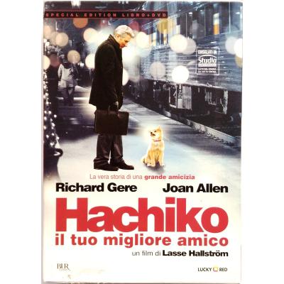 Dvd Hachiko - Il tuo migliore amico - Special Edition con libro