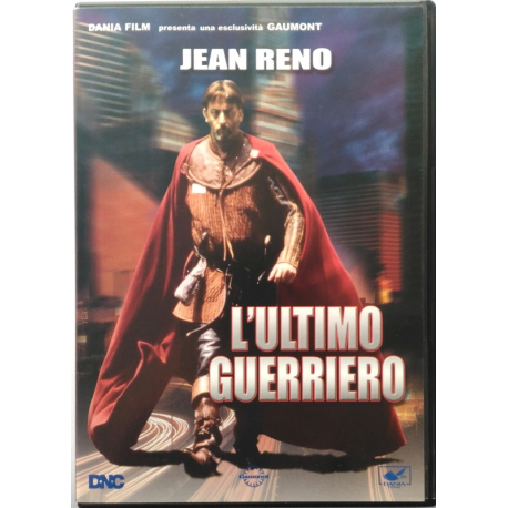 Dvd L'Ultimo Guerriero