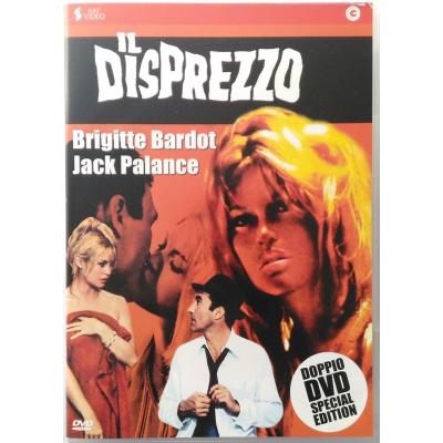 Dvd Il Disprezzo - Edizione speciale 2 dischi