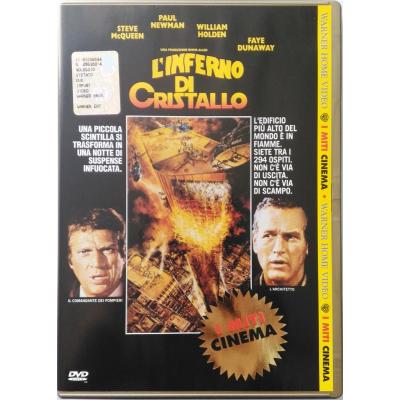 Dvd L'Inferno di Cristallo - ed. Miti del Cinema