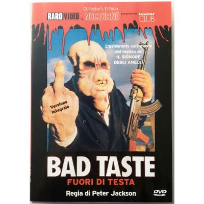Dvd Bad Taste - Fuori di testa