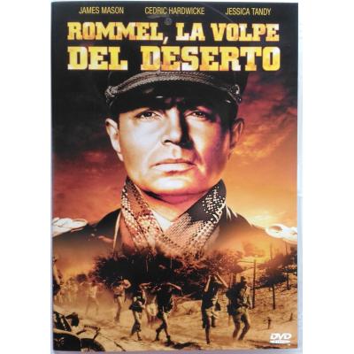 Dvd Rommel - La volpe del deserto