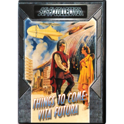 Dvd Things To Come - Vita Futura