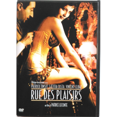 Dvd Rue Des Plaisirs