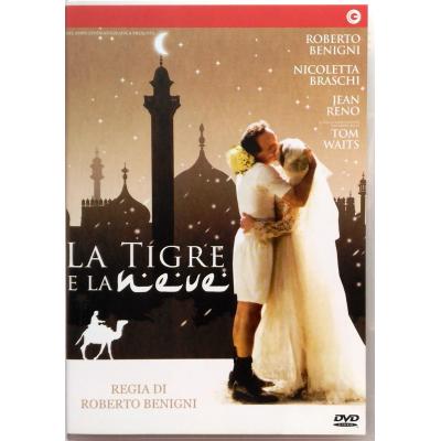 Dvd La Tigre e la Neve