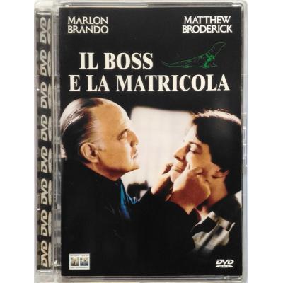Dvd Il Boss e la Matricola - Super Jewel box