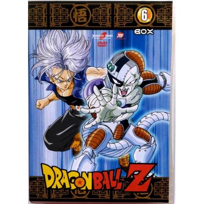 Dvd Dragon Ball Z - Box 06